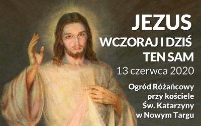 Jezus na Lodowisku 2020